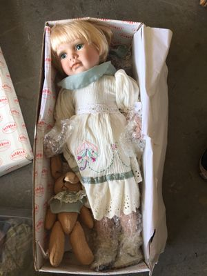 Antique Show Stoppers doll for Sale in Boynton Beach, FL