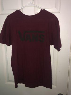 Vans t-shirt for Sale in Tulsa, OK