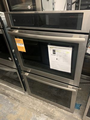 """Jenn air 30"""" double oven for Sale in Jurupa Valley, CA"""