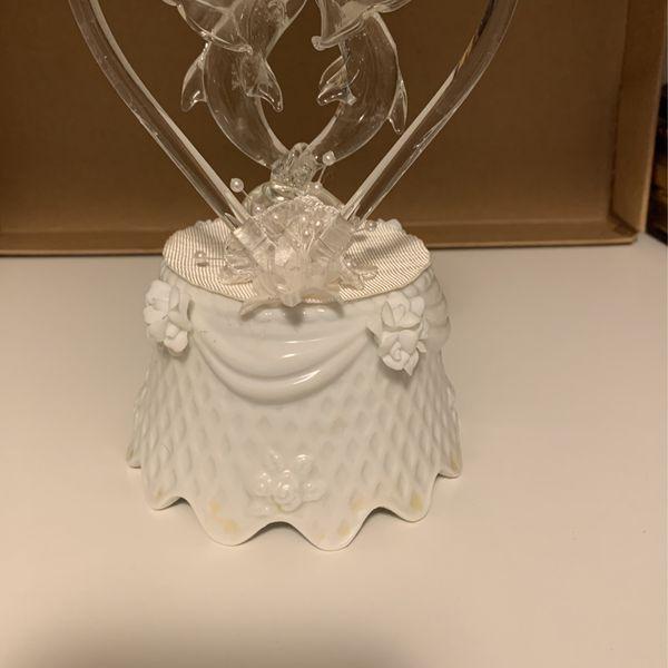 Dolphin Wedding Cake Topper $5