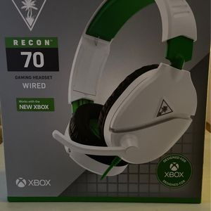 Xbox One Turtle Beach Recon 70 Headset for Sale in Moreno Valley, CA