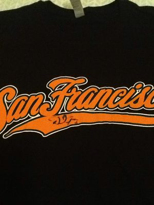 Danard span autograph ladies large t shirt for Sale in San Francisco, CA
