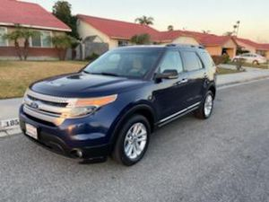 2012 Ford Explorer for Sale in Fontana, CA
