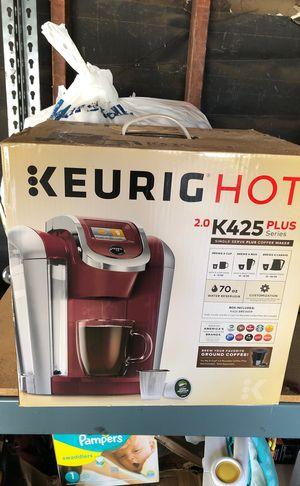 Keurig hot 2.0 k425 plus series coffee maker for Sale in Whittier, CA
