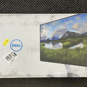 Brand New Dell 27 Inch Monitor for Sale in The Bronx, NY