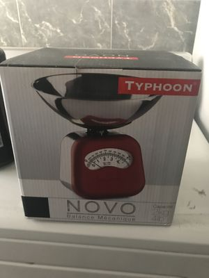 Typhoon Novo Kitchen Scale for Sale in Sterling Heights, MI