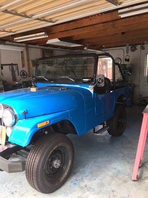 1973 CJ5 Jeep Fully Rebuilt for Sale in Livermore, CA