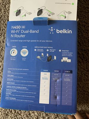 WiFi dual band router for Sale in Orlando, FL