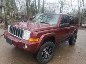 08 jeep Commander v6 automatic for Sale in SO CARTHAGE, TN