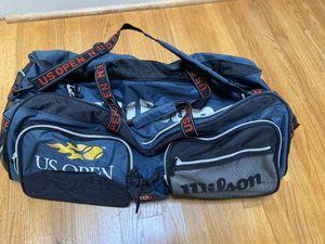 Wilson US Open Large Tennis Equipment Duffle Bag Navy Blue for Sale in Washington, DC
