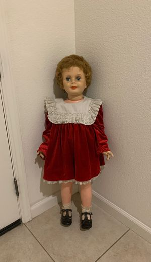 Old doll three feet tall, for Sale in Oakley, CA