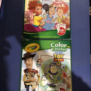 Crayola color and sticker book. for Sale in Mason, OH