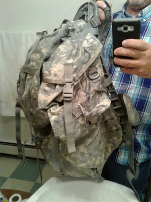 Extra large U.S. military backpack lots of space for Sale in Denver, CO