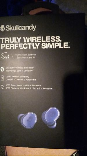 Brand new Skullcandy wireless earbuds for Sale in Chula Vista, CA