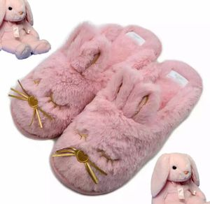 Pink Bunny Slippers Christmas Gift for Sale in March Air Reserve Base, CA