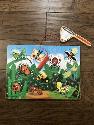 Magnetic Bug-Catching Puzzle for Sale in Renton, WA