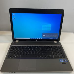 Hp ProBook i5 intel Processor Laptop 15 inch Runs Great Warranty Included for Sale in Huntington Beach, CA