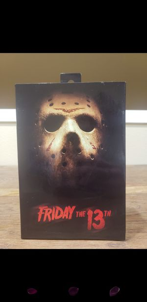 Neca collectible Friday the 13th action figures for Sale in Vancouver, WA