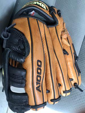 "Wilson a1000 baseball glove 11 1/2"" for Sale in Lomita, CA"