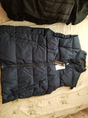 Michael Kors Navy Down Filled Vest for Sale in Berwyn Heights, MD