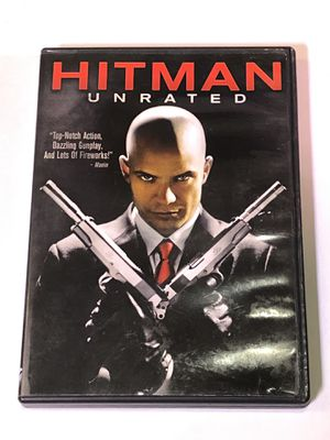 Hitman on DVD Unrated for Sale in Denver, CO