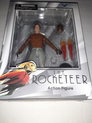 Diamond Select The Rocketeer Action Figure Walgreens Exclusive Brand New for Sale in Miami, FL