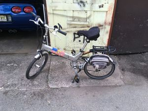 "Little Giant Halfway 20"" Folding 7 Speed Bike for Sale in Trenton, NJ"