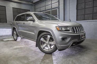 2015 Jeep Grand Cherokee for Sale in Puyallup,  WA
