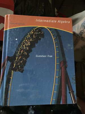 Intermediate algebra for Sale in Pico Rivera, CA