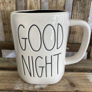Rae Dunn GOOD NIGHT Mug for Sale in Las Vegas, NV
