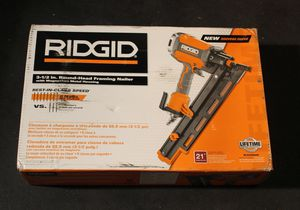 New Rigid framing nailer for Sale in Nashville, TN