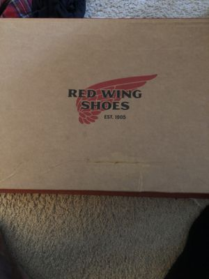 RedWing Non slip Industrial Work Boots SZ 11 for Sale in Middletown, CT