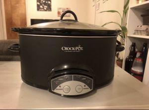 Crock Pot 5.5 Quart for Sale in Queens, NY