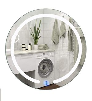 """Tangkula 20"""" LED Mirror Round Wall for Sale in Long Beach, CA"""