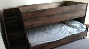 Roll away bunk beds with drawers for Sale in North Tonawanda, NY