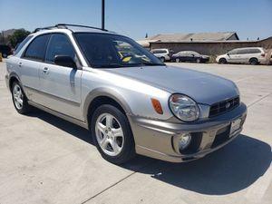 2003 Subaru Impreza Wagon for Sale in Fontana, CA