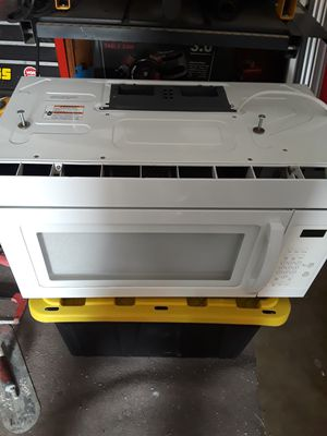 Whirlpool over the range microwave for Sale in Montclair, CA