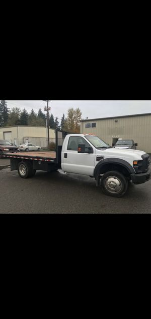Ford f450 flatbed for Sale in Lakewood, WA