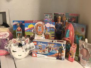 Girls Toy Bundle of 11 for Sale in Prosser, WA