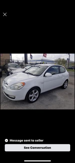 2008 Hyundai Accent GS Hatchback 2D for Sale in Katy, TX