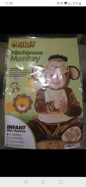 Monkey costume brand new never worn! for Sale in Lockhart, FL