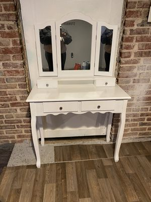 Beauty Vanity for Sale in Temple Hills, MD