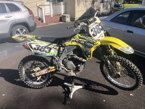 Suzuki rmz 450, dirt bike, motorcycle for Sale in Ontarioville, IL