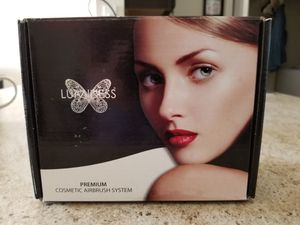 Luminess Airbrush cosmetic system for Sale in Jacksonville, FL