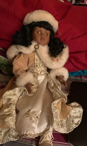 Antique porcelain doll for Sale in Stone Mountain, GA