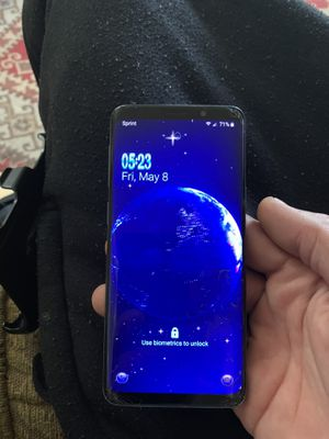 Samsung Galaxy S9 for Sale in Galloway, OH