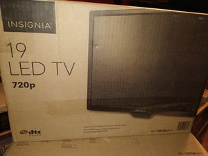 """TV INSIGNIA 19""""INCH ( NOT SMART). for Sale in Norcross, GA"""
