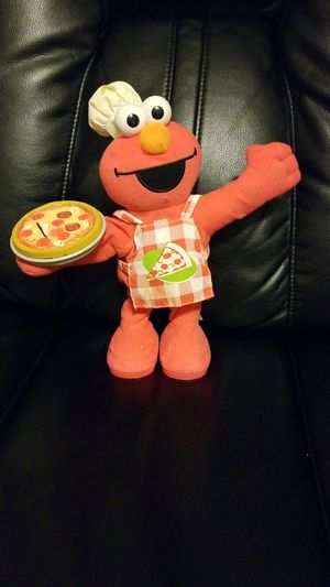 Collectable Elmo pizza toy for Sale in Plano, TX