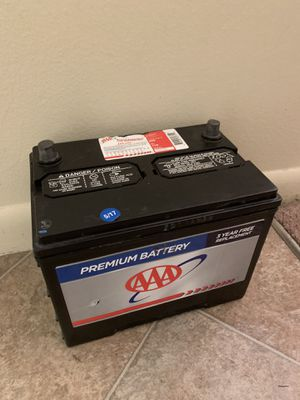 Car Battery for Sale in Orlando, FL