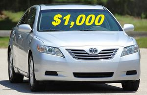 🍁Good running vehicle 2009 Toyota Camry ❗Urgent❗🍁 for Sale in Alameda, CA